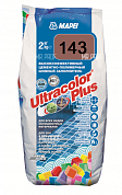 Затирка для швов Mapei UltraColor Plus 143 терракотовый 2 кг
