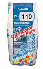 Затирка для швов Mapei UltraColor Plus 110 манхеттен 2 кг